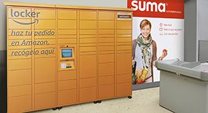 Amazon Lockers en Suma