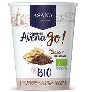Nuevo desayuno de Asana