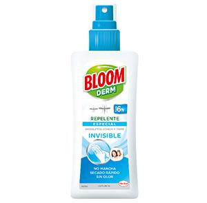 Nueva loción antimosquitos de Bloom