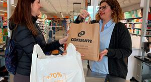Nuevas bolsas de Consum