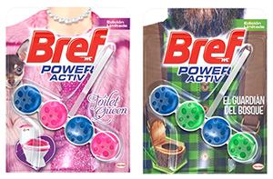 Nuevas fragacias de Bref WC