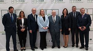 Nueva junta de CAEA