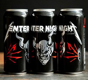 Nueva cerveza de Metallica