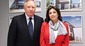 Clemente González y Rosa García