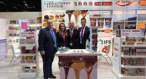 Stand de Confectionary Holding