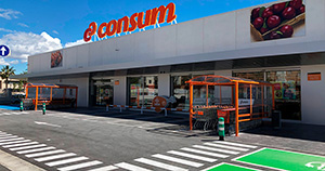 Nuevo supermercados Consum