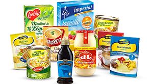 Productos de Continental Foods