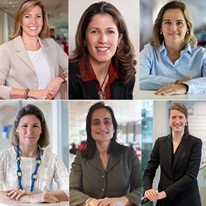 Directoras de Nestlé en España