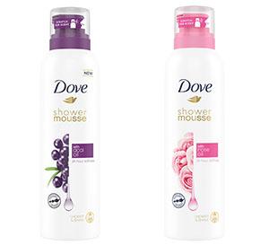 Nuevos Dove Mousse