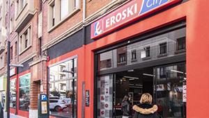 Nuevo Eroski en Pamplona