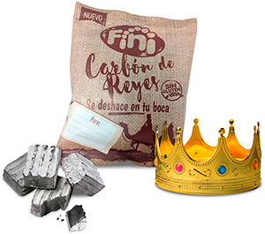 Carbón de Reyes de Fini