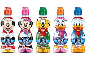 Botellas de Font Vella