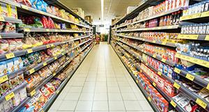 Lineales supermercado Hiperber