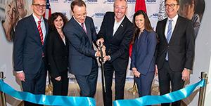 Inauguración del nuevo centro