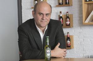 Javier Álvarez, CIO de Heineken
