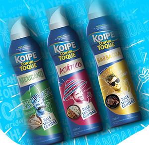Nuevos sprays con sabores