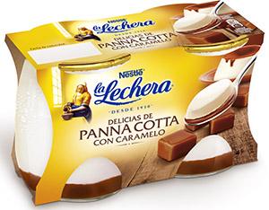 Delicias de Panna Cotta