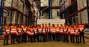 Inauguración factoría de Mahou San Miguel en Cabanillas