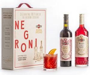 Edición Limitada de Martini Negroni