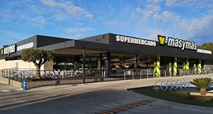 Nuevo supermercados Masymas