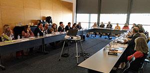 Reunión del Comité Organizador