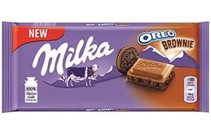 Nuevo sabor Milka