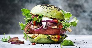 Nueva hamburguesa vegetal de Nestlé