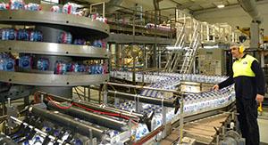 Embotelladora de Nestlé de Herrera del Duque