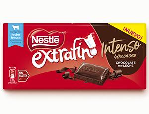 Nuevo Nestlé Extrafino Intenso