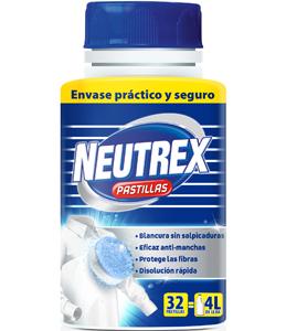Nuevas pastillas de Neutrex