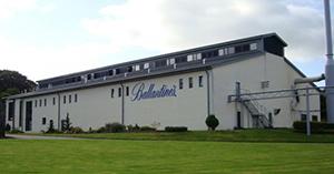 Fábrica de Ballantines