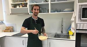 Proyecto formación para jóvenes de Nestlé