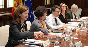 Reunión Mesa de aceite