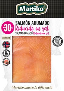 Nuevo salmón Martiko