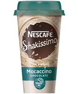 Nuevo sabor Mocaccino