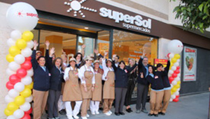 Nueva tienda Supersol