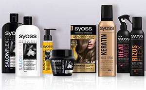 Nuevas gamas de Syoss