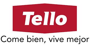 Nuevo logo de Tello