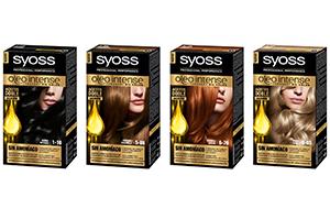 Nueva colección Syoss Oleo Intense