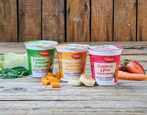 Nuevos yogures de verdura de Lidl