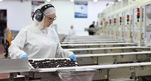 Fábrica de bombones de Nestlé