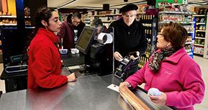 Caja Supermercado
