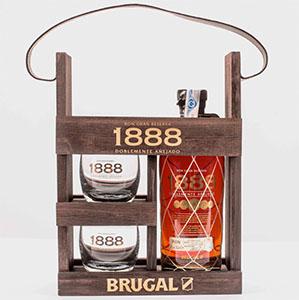 Nueva Edición Ron Brugal 1888